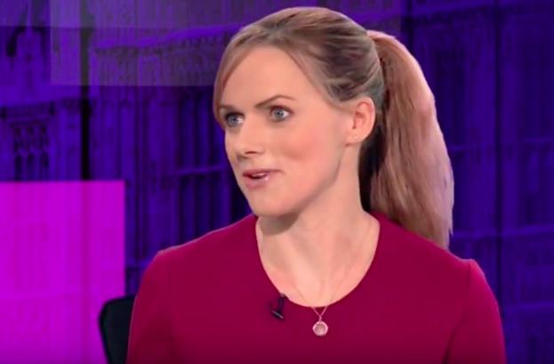 Buzzfeed's senior political correspondent Emily Ashton