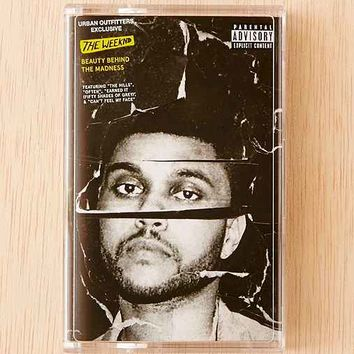 The_weeknd_cassette_madness