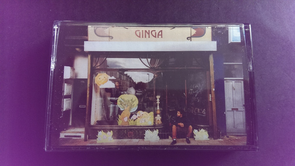 Wu-Lu's Ginga tape, which he launched with an in-store performance at record shop Sounds of the Universe in London