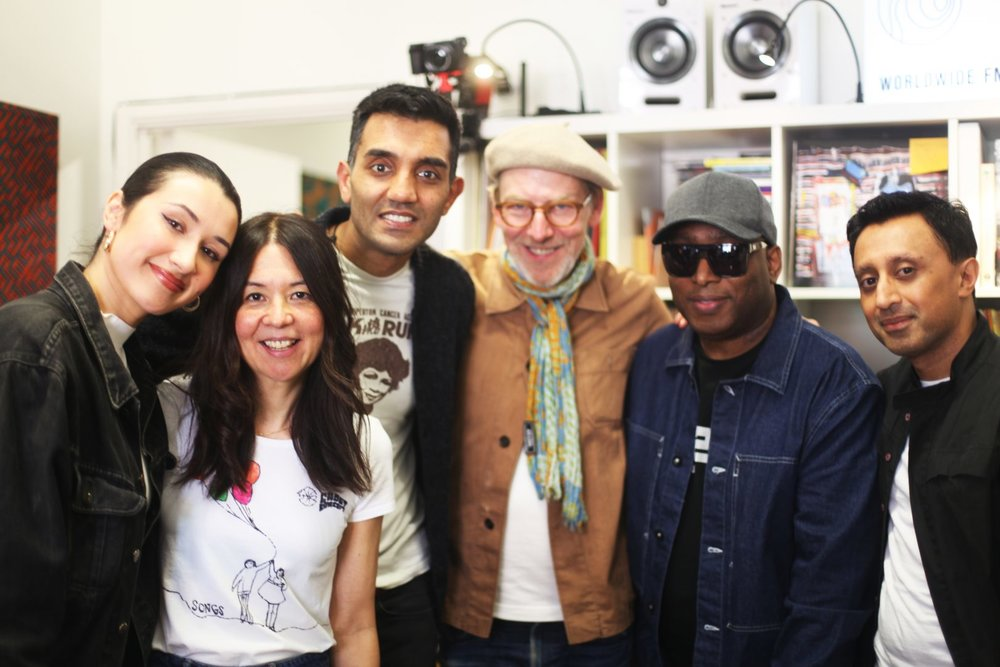 worldwide FM show – Charles Stepney, Kam, Leanne, Amar Patel, Patrick Forge, Marc Mac, Cleo Sol