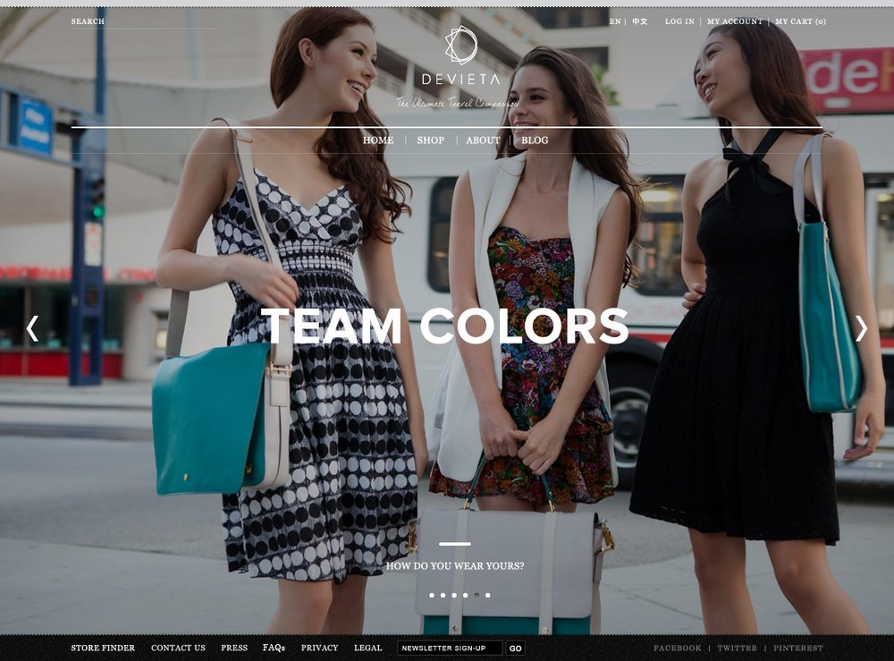 fashion technology copywriter Amar Patel