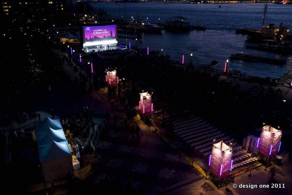 Tribeca Film Festival Drive-In 2009
