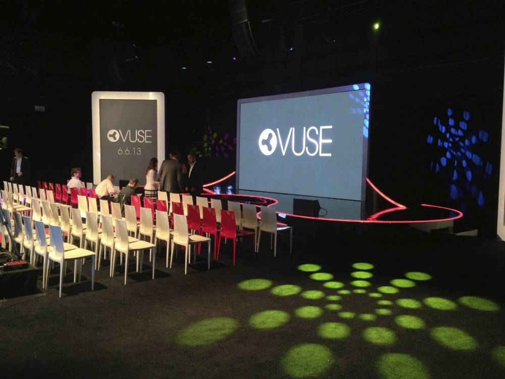Vuse Product Launch