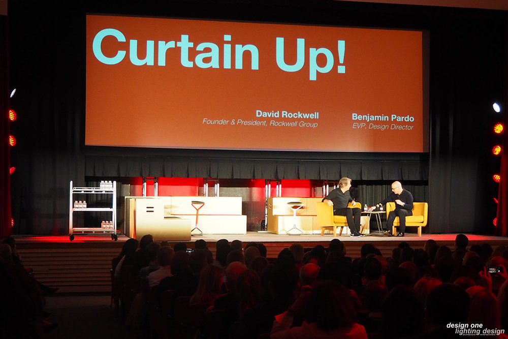 Knoll/David Rockwell Product Launch 2017