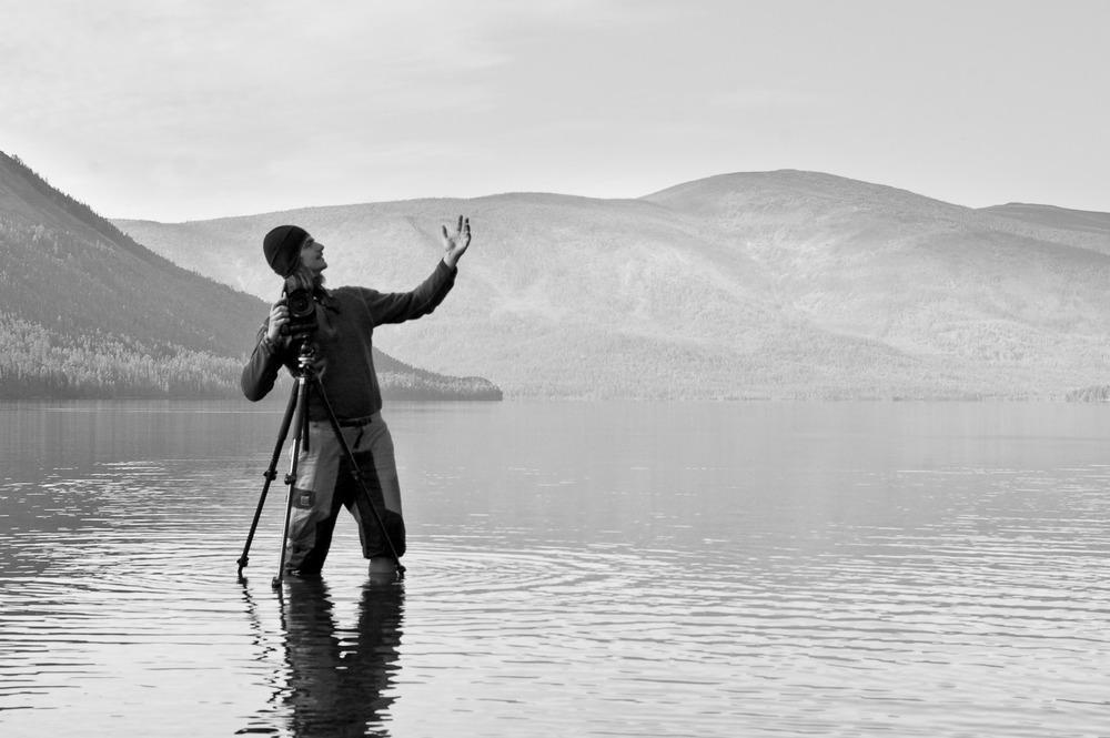2010, Jirka Cerny, Jezero Frolicha, Rusko b.jpg