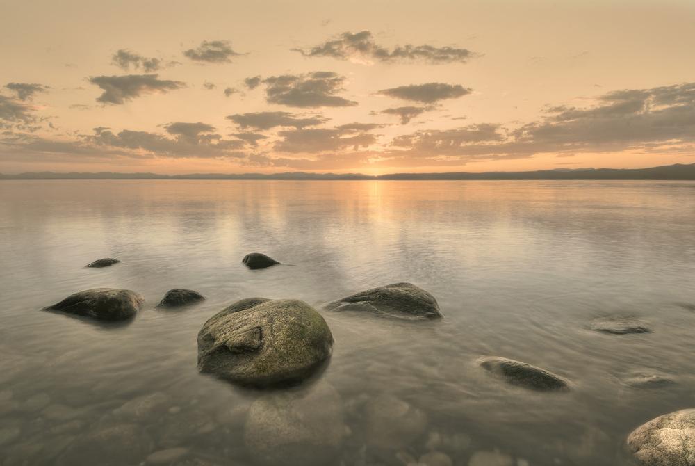 Putování po bajkalském moři  / HEDVÁBNÁ STEZKA