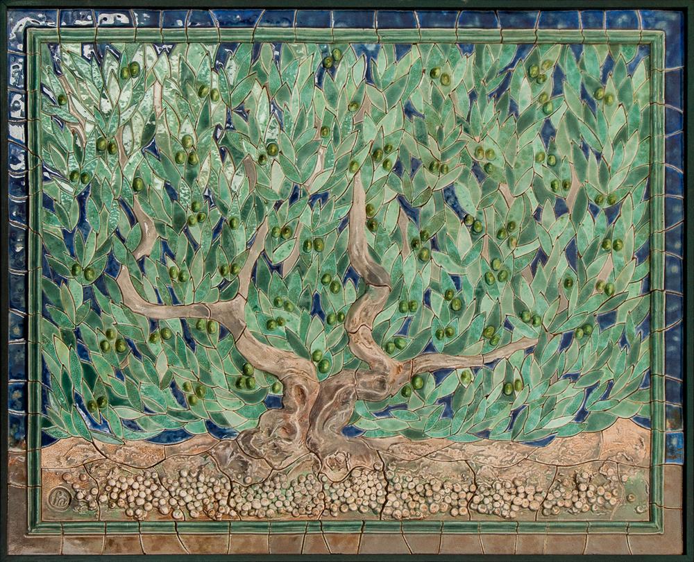 Oliva z Manjany / Olive tree from Manjana