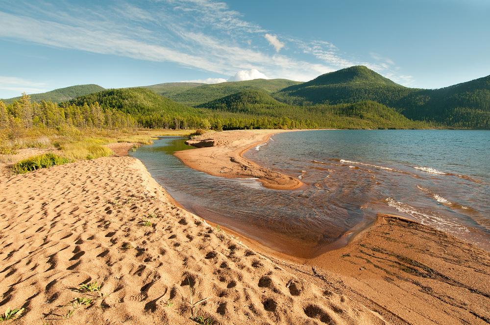 Krásy jezera Bajkal