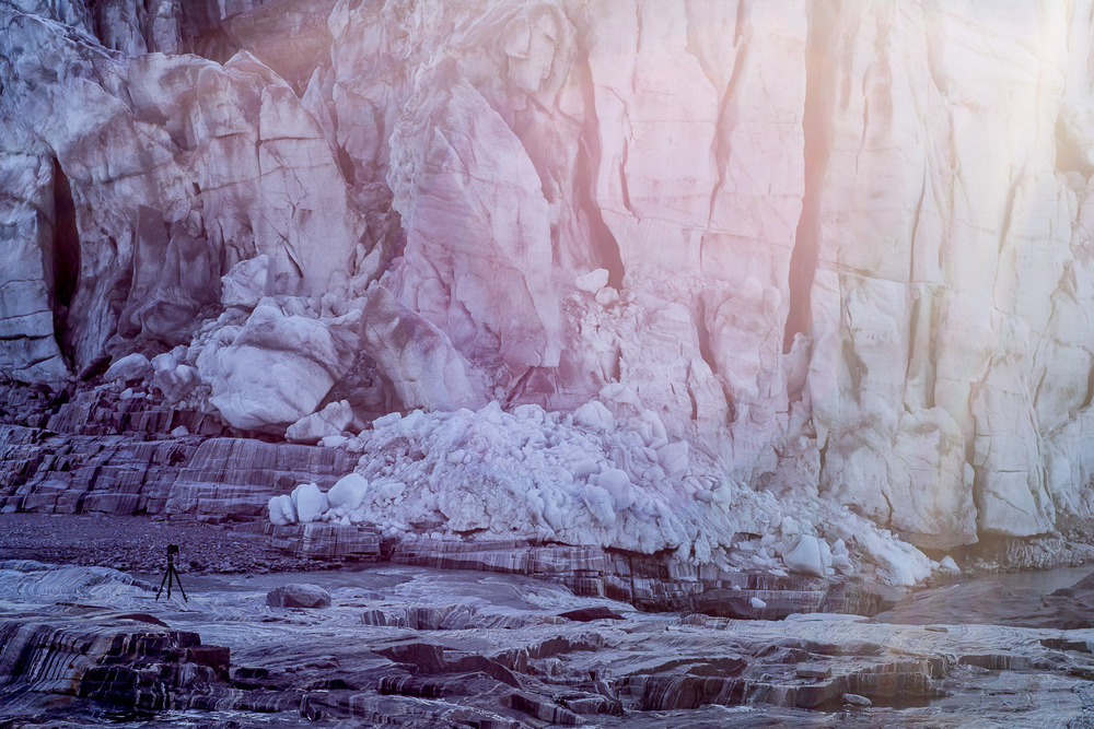 Fotografem v Grónsku  / FOTOVIDEO