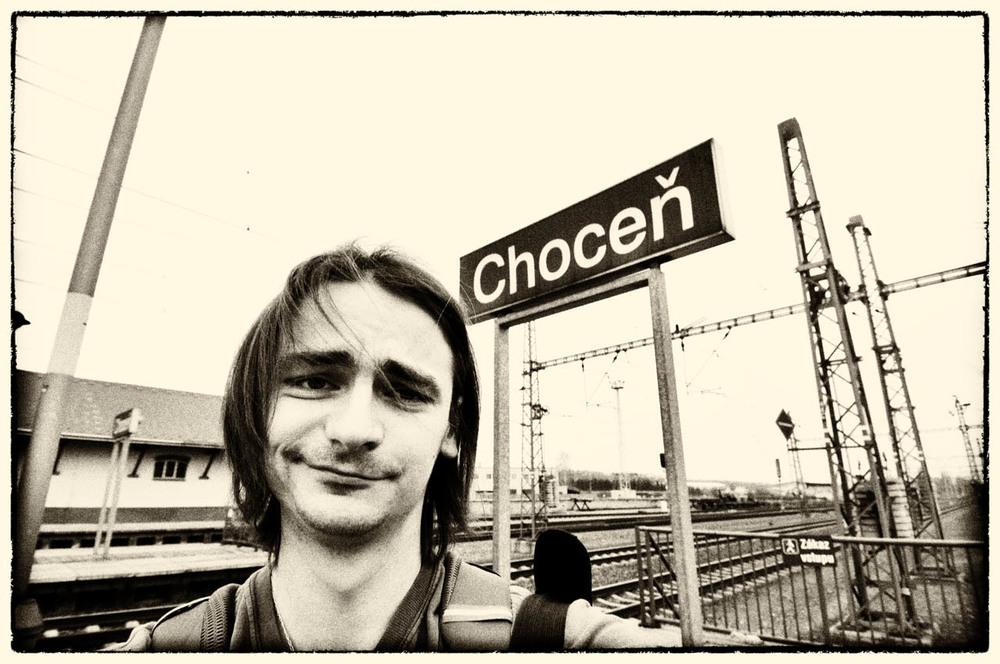 19. dubna 2013 Dneska jsem pardubické nádraží fakt nepoznával. Asi bych měl přestat s tím spaním ve vlaku