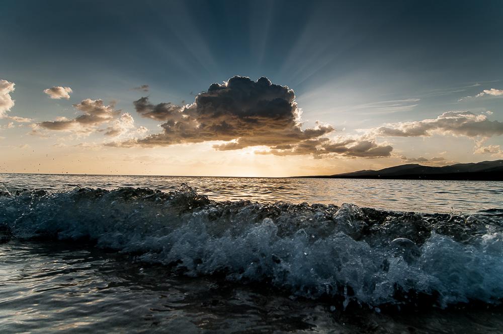 Karibik, pláž La Boca