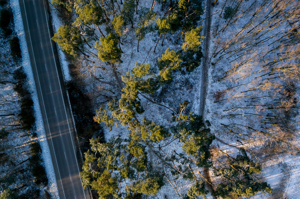 26. ledna 2014 Pěšky, nebo autem? Momentka z dnešního testovacího letu...