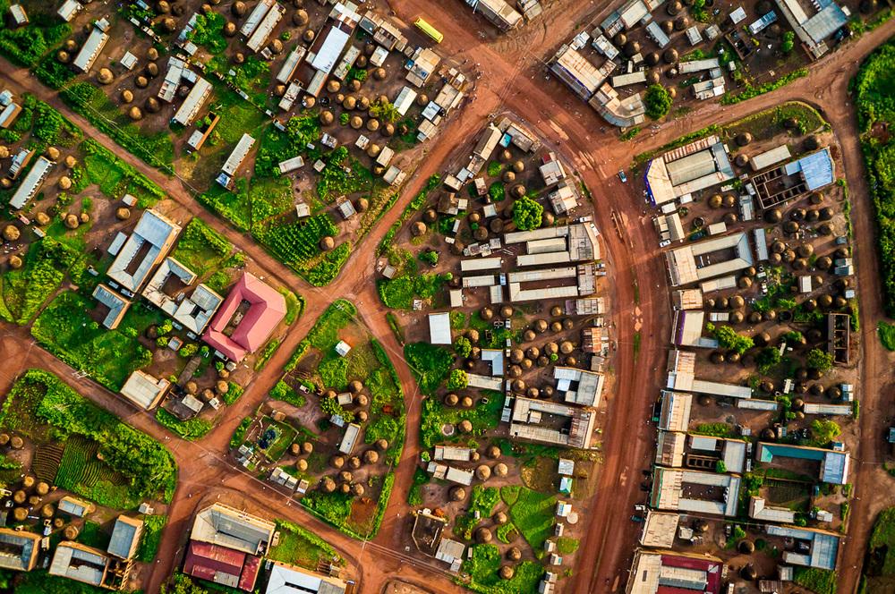 Okresní město Pader bylo nejen místem prvního vzletu, ale také naší základnou pro výpravy po celé severní Ugandě.