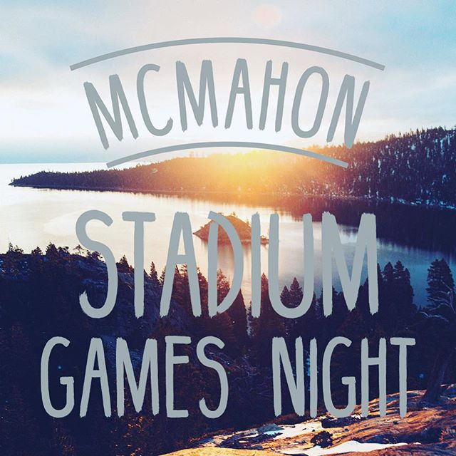 7-9:30pm @ McMahon Stadium this Friday for wide games!!