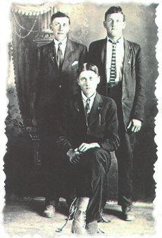 John,James,Harmen