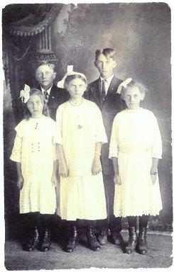 Gerrit,Teunis,Stella,Geertruida, Alice