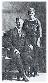 Cornelius and Jessie Plooster