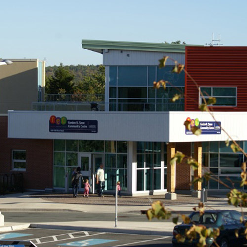 gordon r. snow community centre