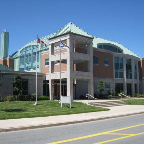 bridgewater justice centre - certified