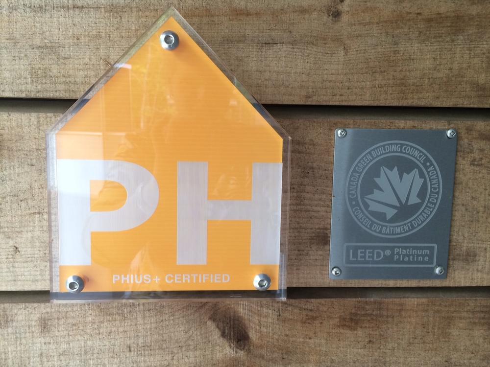 Concept House Receives Passive House Certification Solterre Design