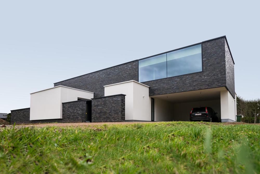 Moderne huizen architectuur @qjy27 agneswamu