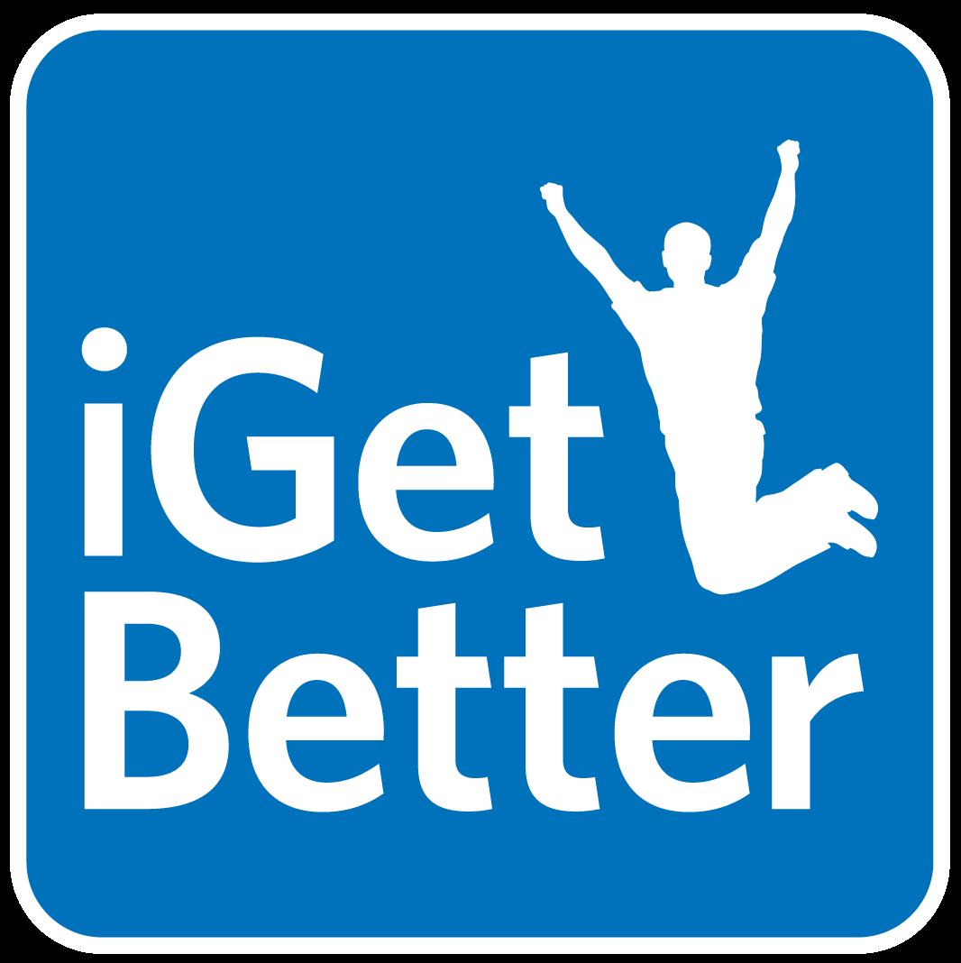 i Get Better logo