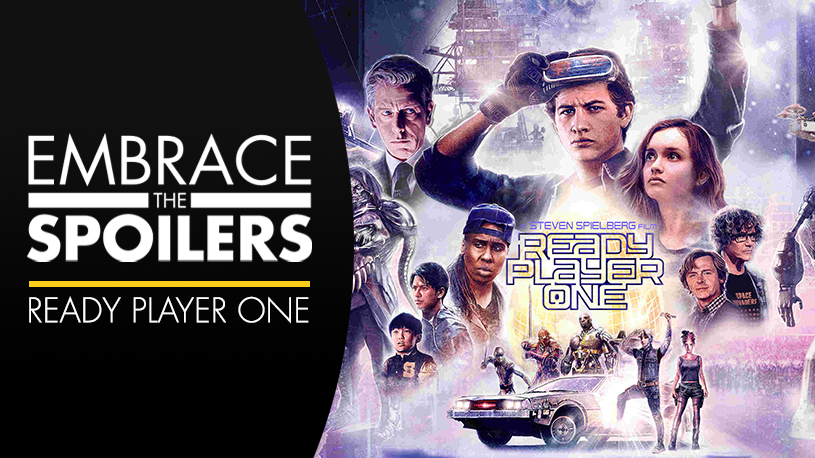 Embrace the Spoilers - Ready Player One — Amove tv