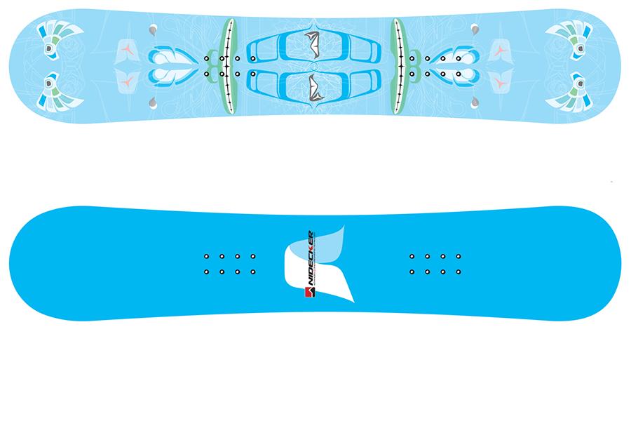 Haida Snowboard