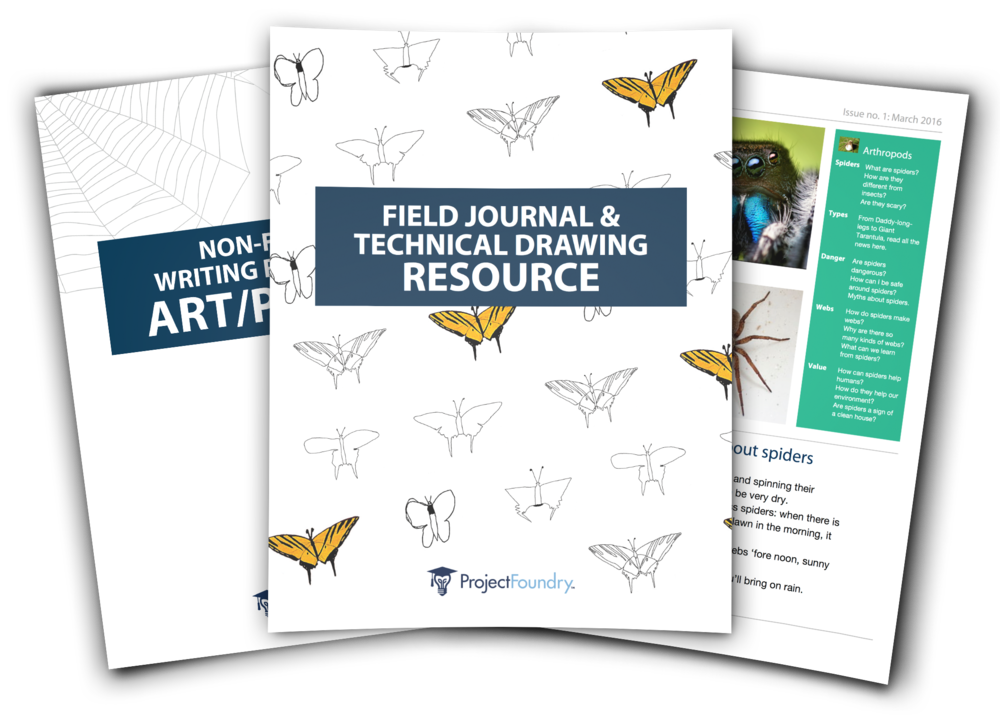 Click to download the Field Journal
