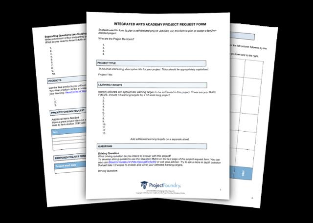 Click to download the Question Matrix