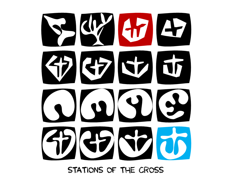 Stations of the Cross - Invite Your Friends