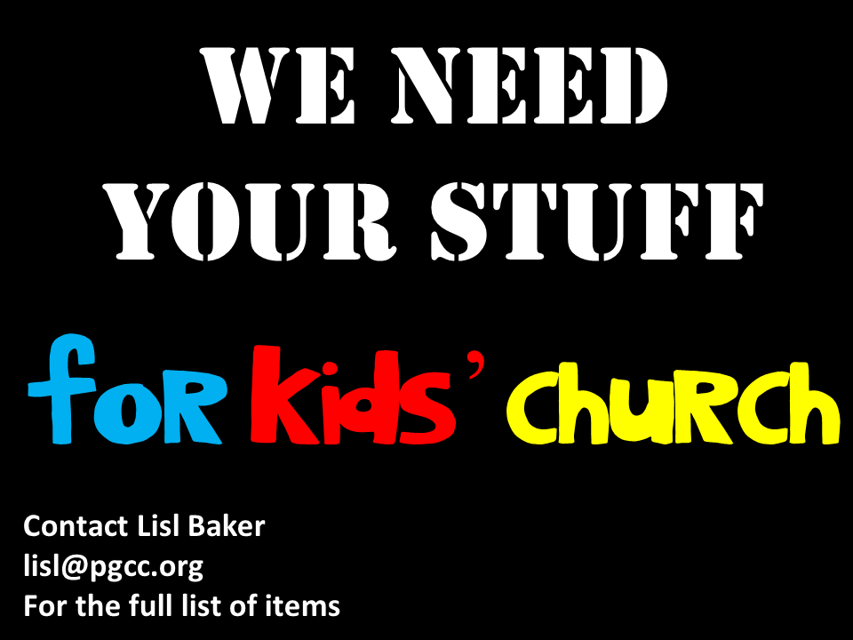 we need your stuff.png
