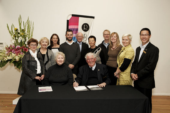 Opening of West Ryde Community Hub