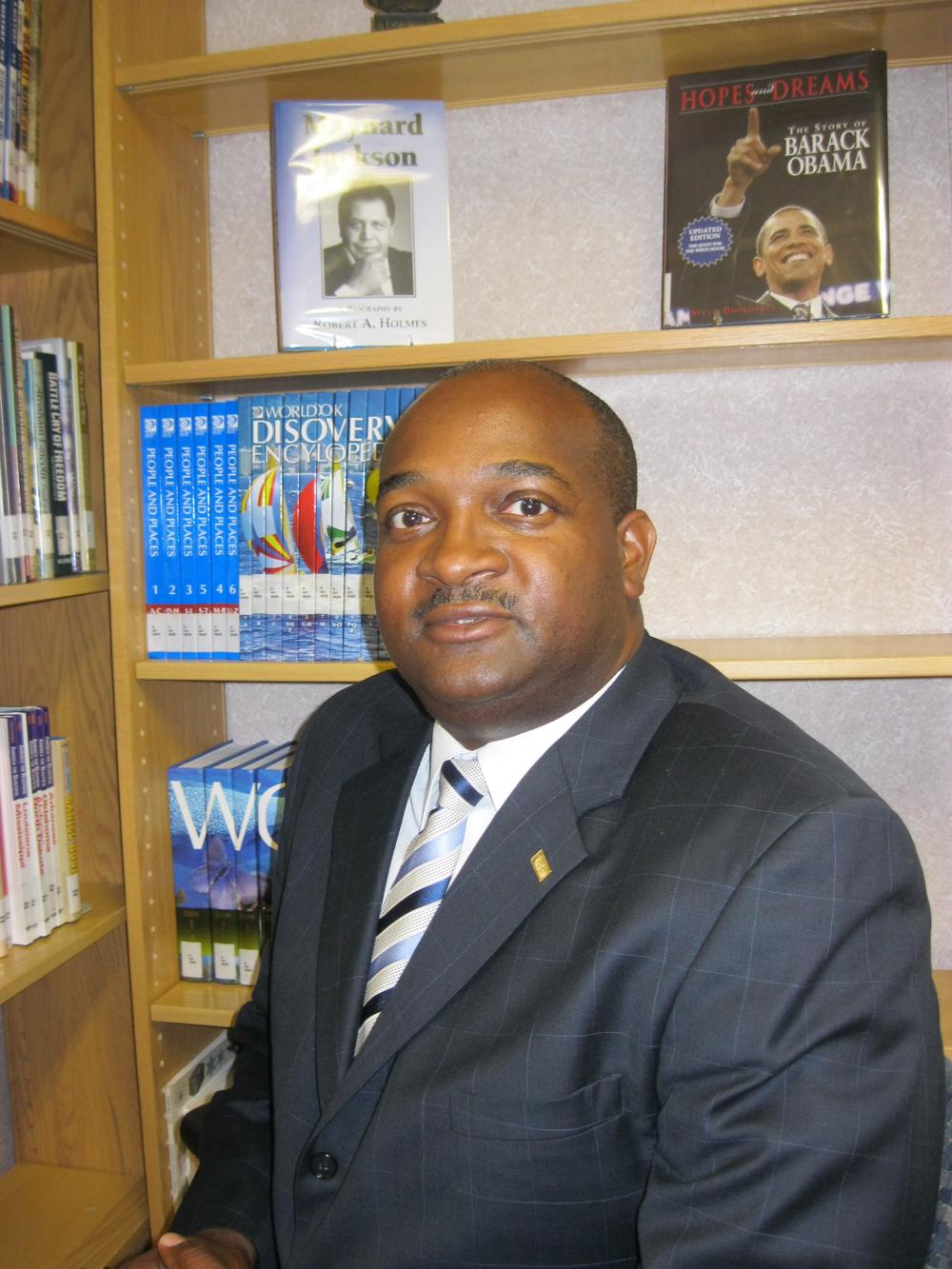 Head of School Derrick Lockwood