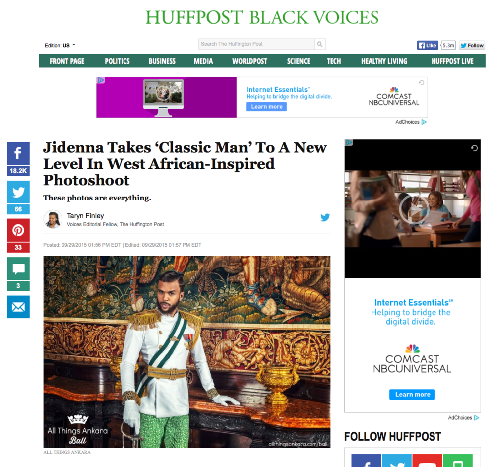 The Huffington Post: Black Voices
