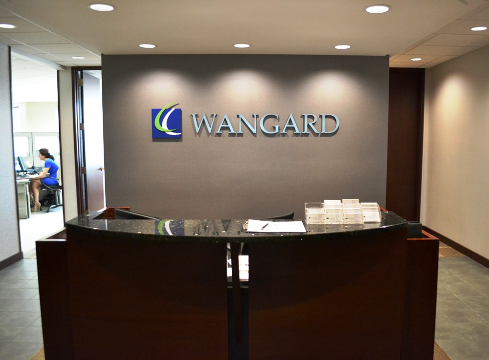 WANGARD PARTNERS OFFICE RELOCATION