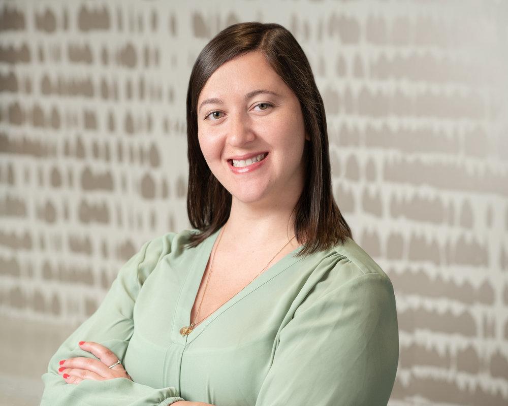 Ashley Drevnak   Project Manager