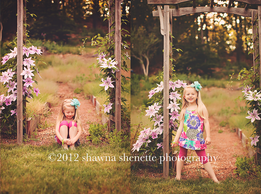 Central MA Outdoor Child Photographer