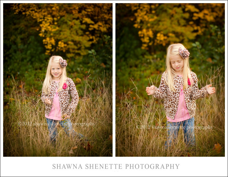 Massachusetts Auburn Photographer Child Outdoor Fall Foliage
