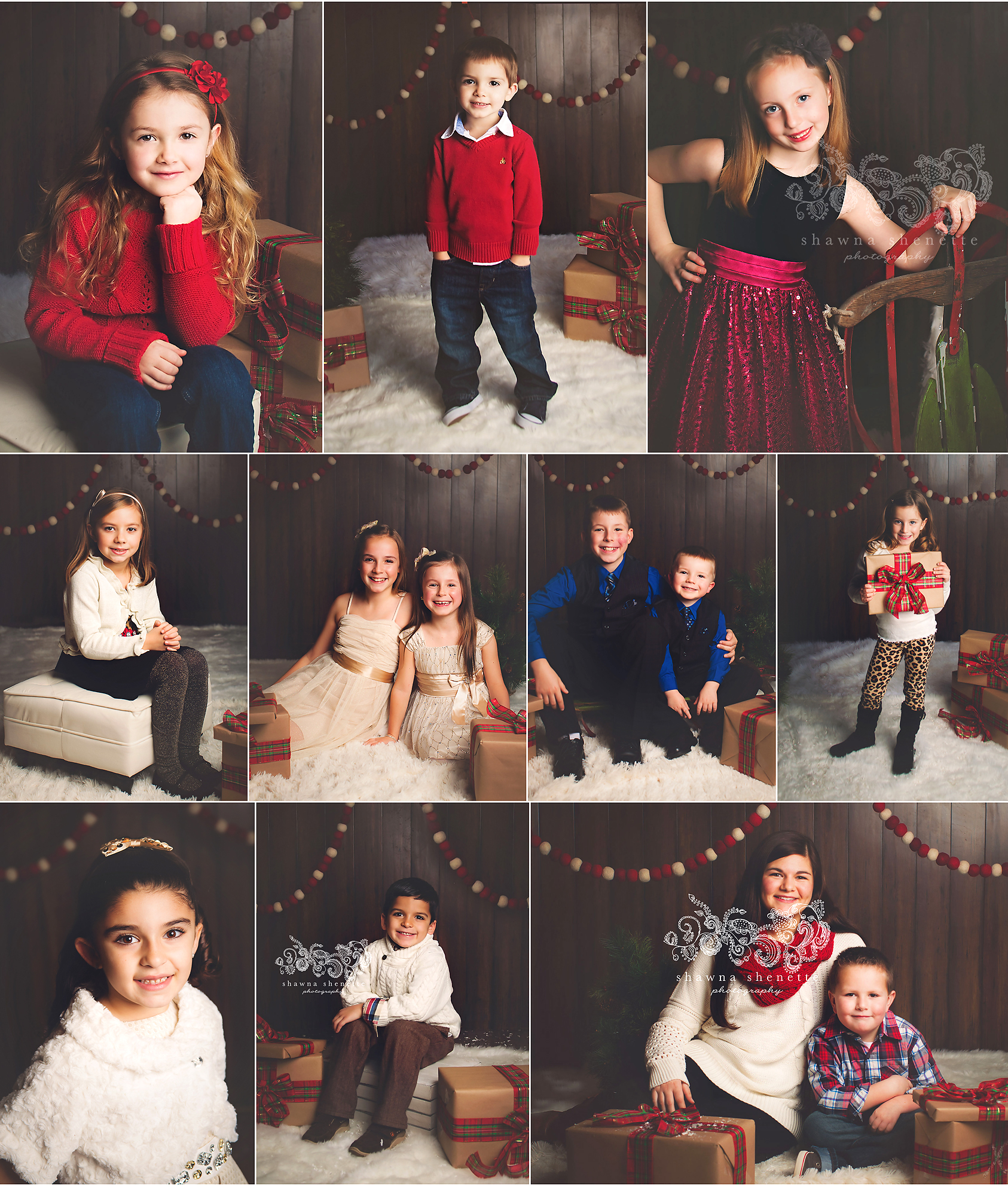 2014 Massachusetts Holiday Mini Photo Sessions Millbury Child Family Photographer
