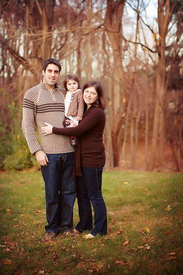Massachsuetts Outdoor Family Photographer