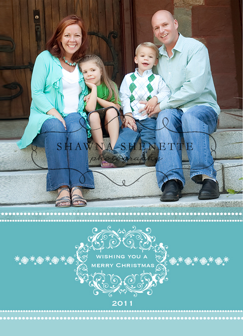 Massachusetts Family Photography Holiday Photo Cards