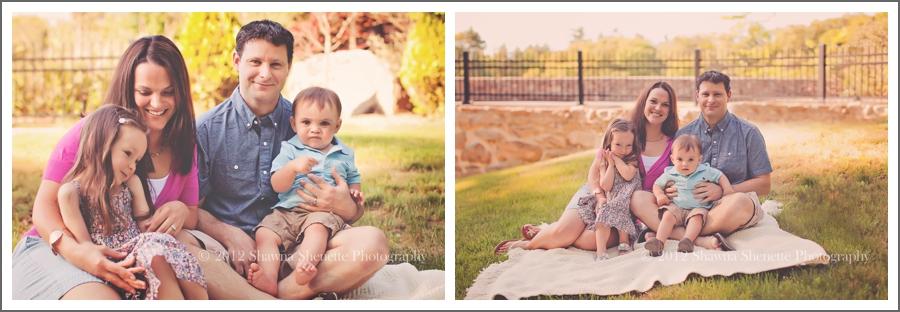 MA Outdoor Family Photographer