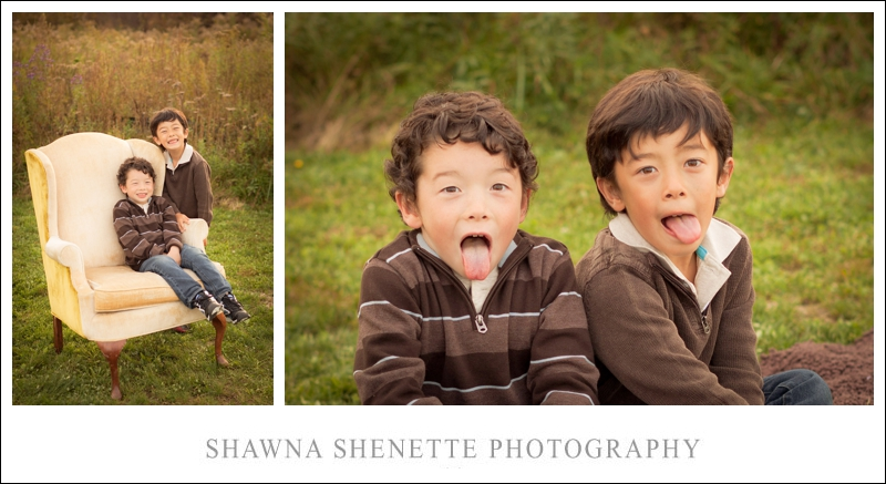 MA Outdoor Child Photographer Boys Children Outdoors Massachusetts Central MA Photographer Brothers