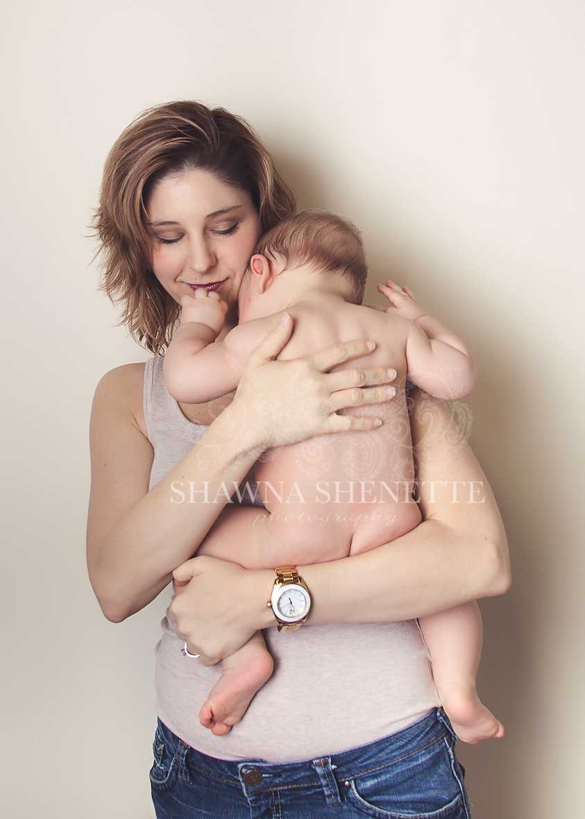 Massachusetts Worcester Baby Photographer Best Child Photographer in MA Child Photographer Mother Son