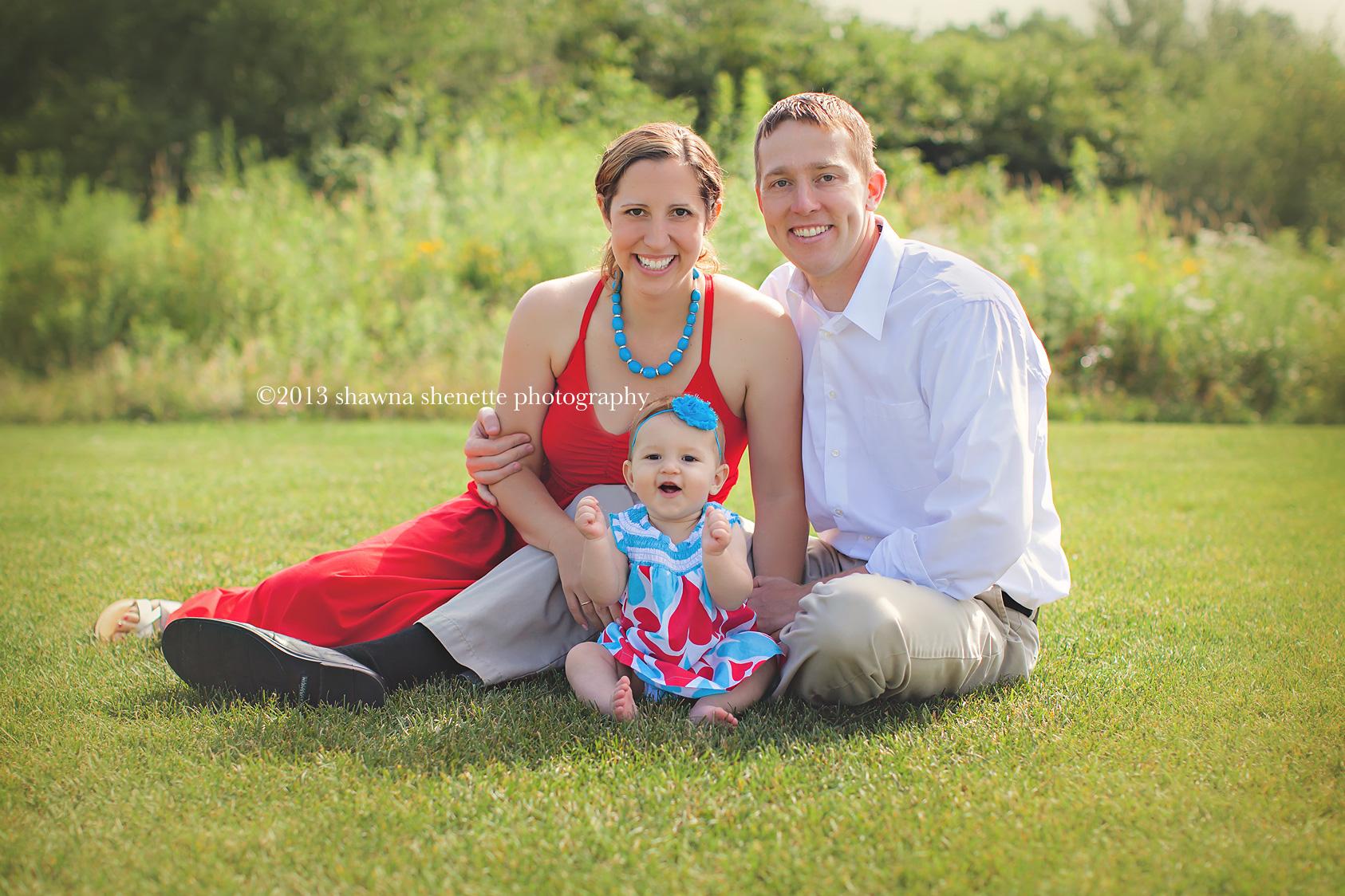 Massachusetts Family Photographer Outdoors Millbury, Ma Family Photography Summer Baby Girl Child Photographer