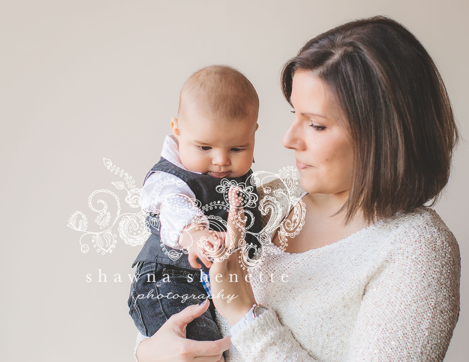 millbury, ma baby boy photos central ma 6 month old portraits holiday photographer worcester