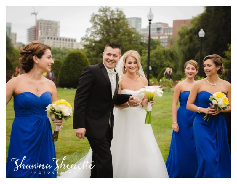 Boston Massachusetts Wedding Photographer Boston Common Wedding Photos Bridal Party Worcester Ma Albanian Wedding_0092