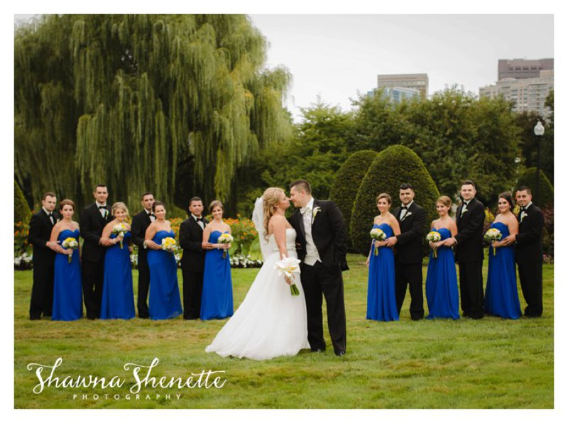 Boston Massachusetts Wedding Photographer Boston Common Wedding Photos Bridal Party Worcester Ma Albanian Wedding_0098