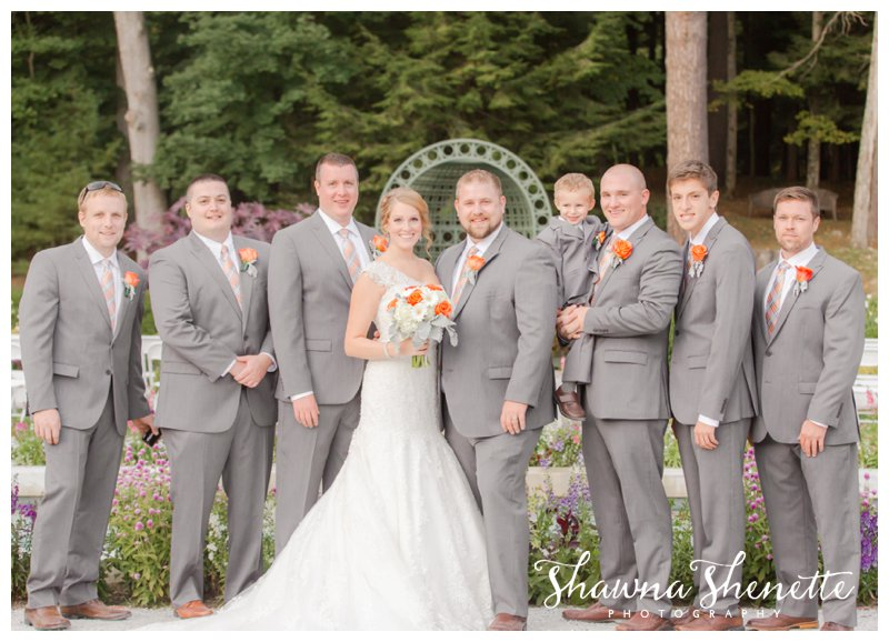 Boston Massachusetts Worcester Wedding Photographer Boston Common Wedding Photos Bridal Party Bride Groom Photojournalistic_0169